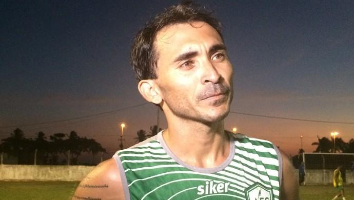 Fábio Potiguar - Meia do Alecrim (Foto: Luiz Henrique/GloboEsporte.com)
