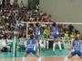 Rio de Janeiro salva match points e conquista vitória sobre o Brasília