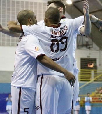 Orlândia bate Taubaté por 7 a 2 (Foto: Márcio Damião/Orlândia Futsal)