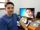 Ilustrador da Disney deixa grandes centros para viver em meio ao campo
