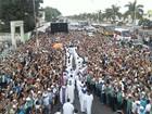Caminhada do Perdão leva milhares de fiéis a ruas de Feira de Santana