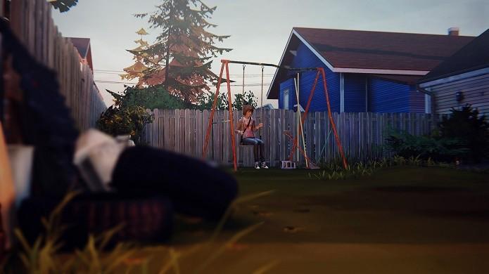 Life is Strange tem ambientes bucólicos e fotografia dramática (Foto: Divulgação)