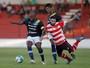 PSTC domina o jogo e vence o Linense pela Série D do Brasileiro
