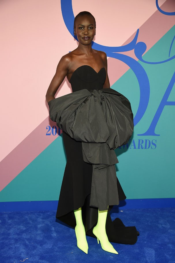Alek Wek (Foto: Getty Images)