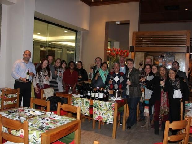 Empresários participam do Serra Wine Week em Petrópolis (Foto: Divulgação/Serra Wine Week)