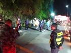 Hospitais de Mogi têm 4 vítimas de acidente da Mogi-Bertioga