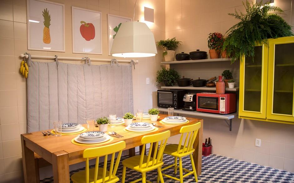 Marcelo rosenbaum mistura cores e texturas na decora o da for Programa para decorar casas