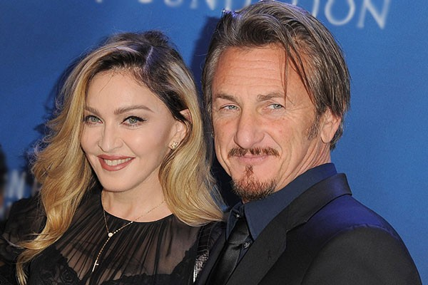 Sean Penn e Madonna (Foto: Getty Images)