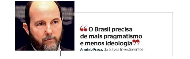 Armínio Fraga (Foto: divulgação)