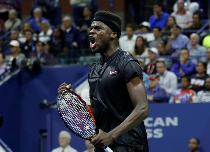 Francis Tiafoe US Open (Foto: REUTERS/Shannon Stapleton)