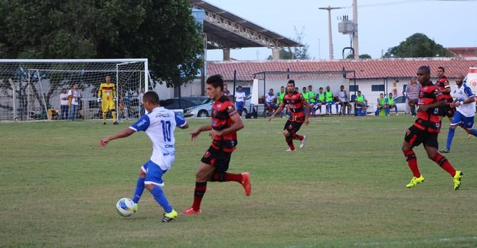 Parnahyba x Flamengo-PI (Foto: Wenner Tito )