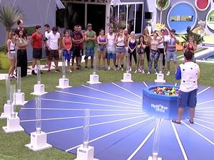 BBB às 11h23m do dia 16/01. (Foto: Big Brother Brasil)