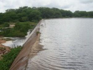 Barragem do Batalhão (Foto: Divulgação/Cogerh)