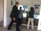 Testemunha na Lava Jato, Gabrielli chega para prestar depoimento na BA