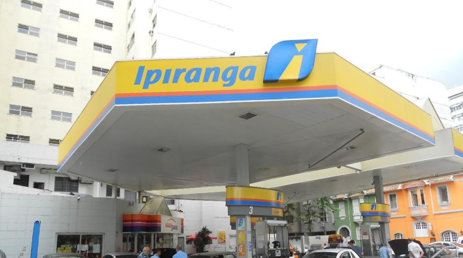 Posto Ipiranga (Foto: Wikimedia Commons)