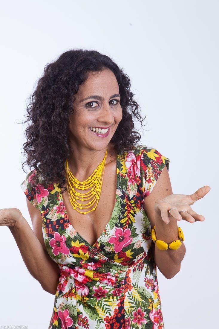Maria Menezes (Foto: Eli Cruz)