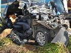 Acidente deixa dois feridos em estado grave no sudoeste da Bahia