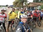 Ciclistas de Cuiabá devem percorrer 225 km em homenagem a militar