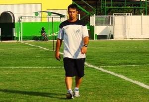 Maico Gaúcho Luverdense (Foto: Assessoria/ Luverdense Esporte Clube)