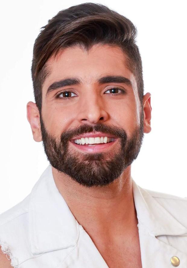 O cantor sertanejo João Gabriel (Foto: Daniel Janssens)