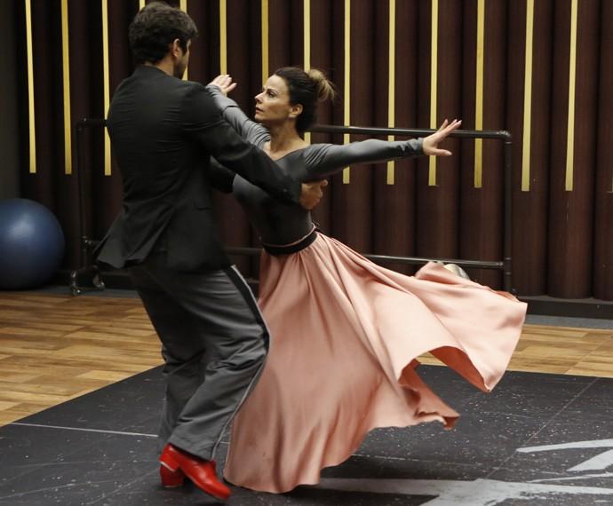 Viviane Araújo  (Foto: Fábio Rocha/ Gshow)