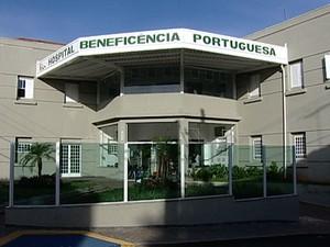 Hospital Beneficência Portuguesa Partos (Foto: Reprodução / TV Integração)