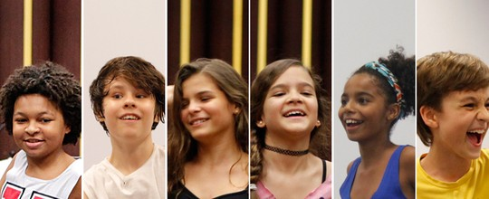 Crianças fazem farra no 'Dancinha'; veja vídeo