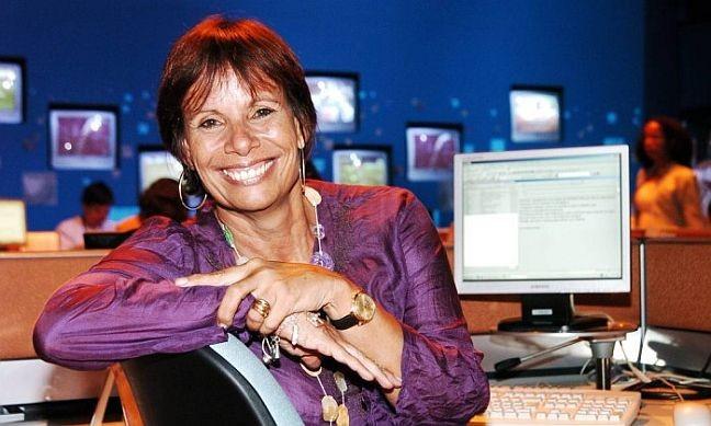 A jornalista Sandra Moreyra foi vítima de um câncer (Foto: Marcio de Souza / TV Globo / Divulgação)
