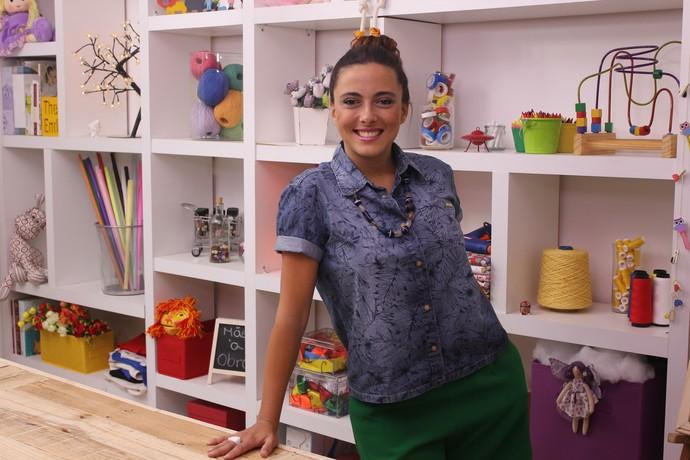 Kika Motta dá dicas para curtir a virada do ano com as crianças (Foto: Séries Originais/ Gshow)