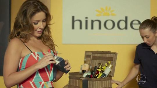 César que se cuide: Sirlene abre uma franquia da Hinode em Sol Nascente