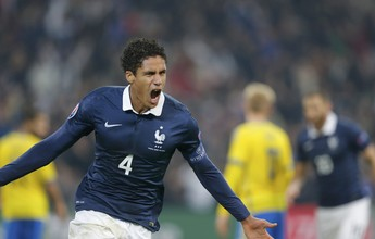 Oficial: Varane está fora da Eurocopa,    e Rami entra na lista de 23 da França