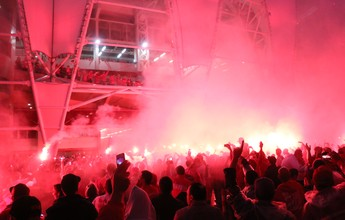 Sócios do Inter terão entrada livre no Beira-Rio em jogo contra o Figueirense