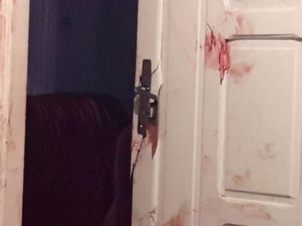 Triplo homicídio aconteceu no interior de Cunha Porã (Foto: Ederson Abi/WH Comunicações)