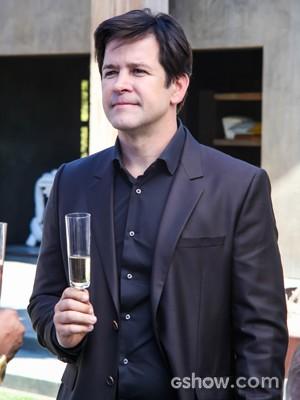 Evento será o grande lançamento da empresa de Jonas Marra (Foto: Aline Kras/TV Globo)
