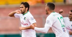 Raúl comemora gol New York Cosmos NASL (Foto: Reprodução Twitter)