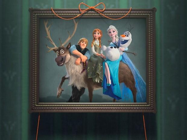Frozen  (Foto: Divulgação)