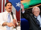 Marco Rubio vence prévia em Porto Rico; Bernie Sanders ganha no Maine