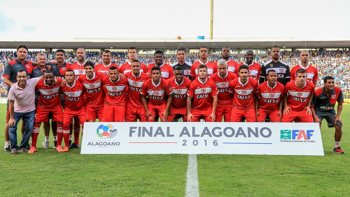 CSA x CRB - final Campeonato Alagoano (Foto: Ailton Cruz/Gazeta de Alagoas)