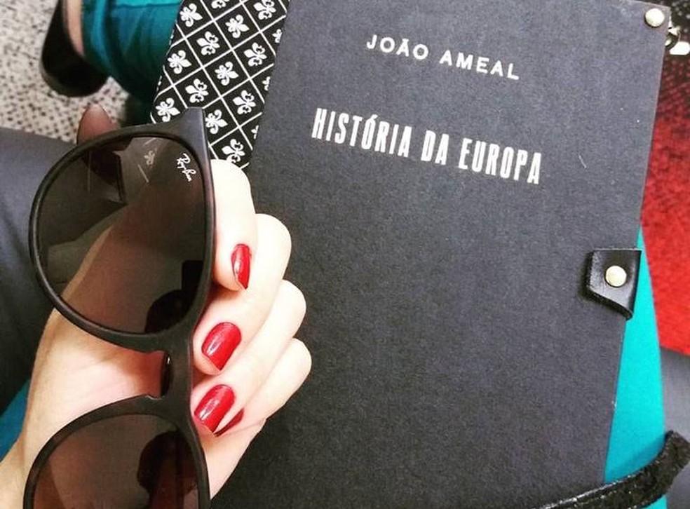 Modelo de bolsa da Ateliê Catarina (Foto: Divulgação)