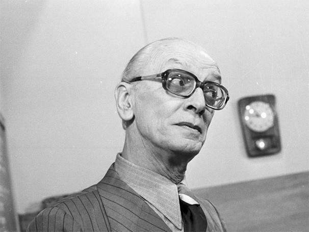 Além da carreirar na televisão, Mário Lago foi roteirista e ator no cinema e no teatro (Foto: TV Globo)