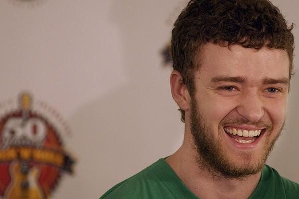 He's bringing sexy back! E a barba também. Justin Timberlake é um dos maiores astros do mundo da música. Entre um novo clipe e outro, ele deixou crescer a barba. Melhor com ou sem? (Foto: Getty Images)