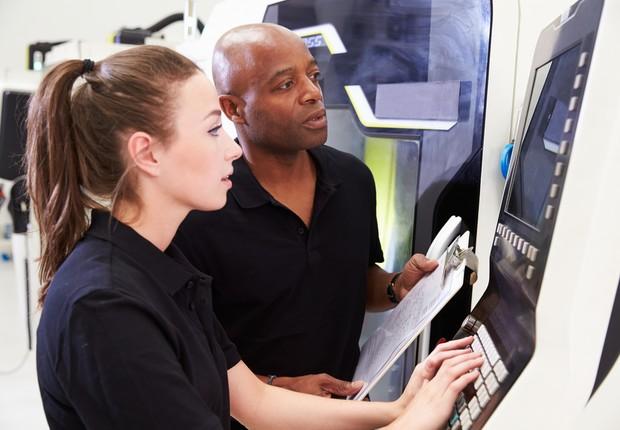 A era digital traz inovações que estão virando pontos cruciais para os programas de trainees (Foto: Thinkstock)