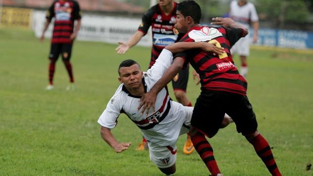 Ferroviário x Guarani de Juazeiro pelo Campeonato Cearense 2012 (Foto: Kid Júnior/Agência Diário)