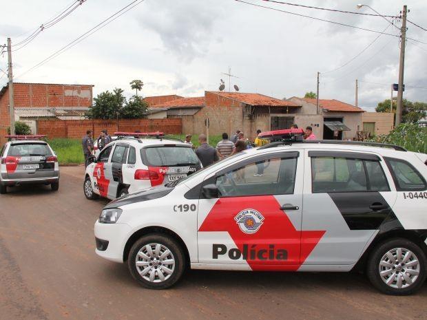 Menina de 7 anos sofreu estupro em Bauru (Foto: João Rosan / Jornal da Cidade de Bauru)