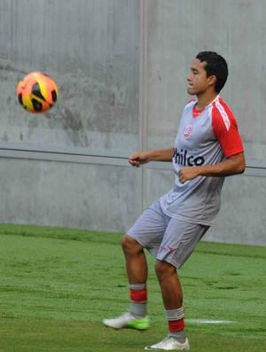 Ângelo Peña náutico (Foto: Aldo Carneiro / Pernambuco Press)