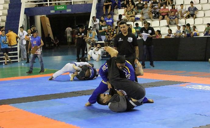 Amazonense de jiu-jitsu fajjpro  (Foto: Emanuel Mendes Siqueira)