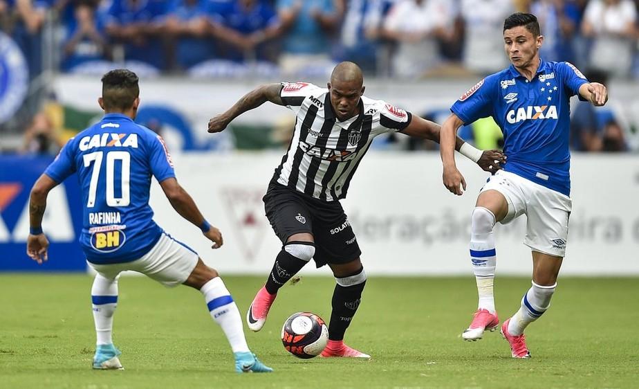 Primeiro jogo fica no 0 a 0: Galo está a um empate do título, e Cruzeiro precisa vencer no Horto