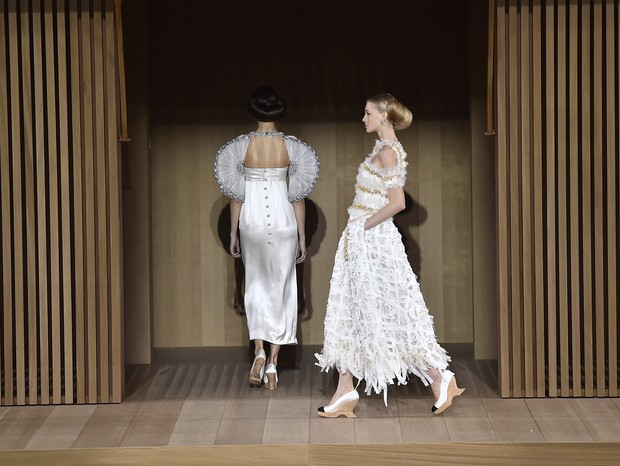 Chanel, Alta-Costura, Verão 2016 (Foto: Getty Images)