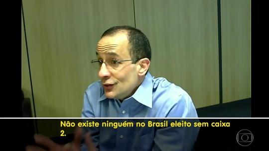 Marcelo Odebrecht diz que não conhece político eleito sem caixa 2