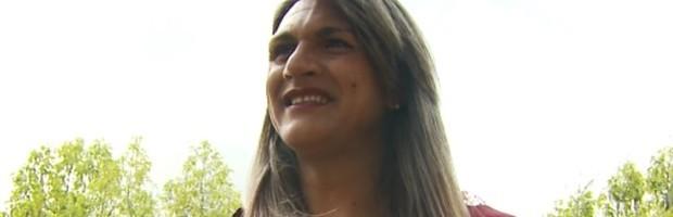 Najara foi eleita pela primeira vez para a Câmara de Vereadores de Caldas (Foto: Reprodução EPTV)